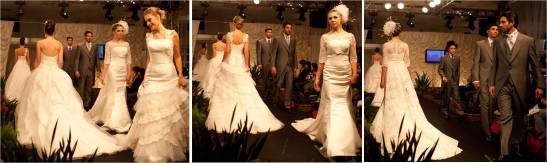 Desfile vestidos de noiva Curitiba, desfile traje para noivo Curitiba, Expo Noivas do Brasil Curitiba