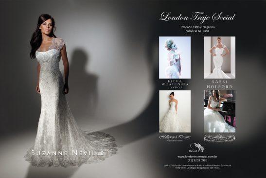 Vestido de Noiva Curitiba, Revista Casamento