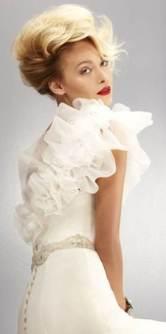 Vestido de Noiva London Traje Social em Curitiba de Ritva Westenius