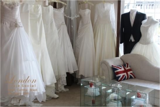 Vestidos de noiva London Traje Social em Curitiba Parana Sul do Brasil