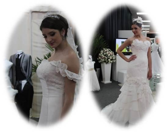 ExpoNoivas 2013 vestido de noiva