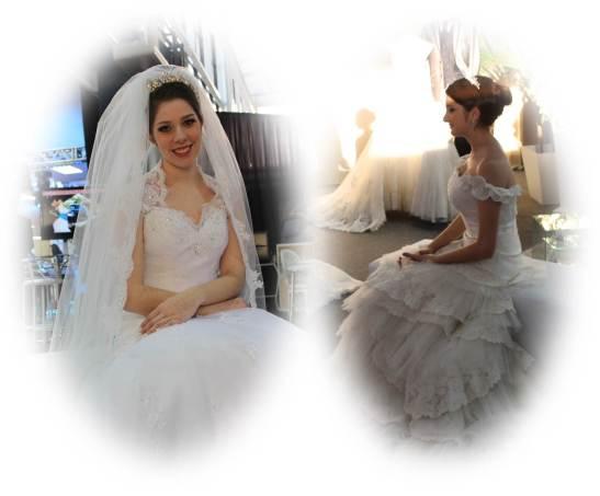 ExpoNoivas 2013 vestidos de noiva