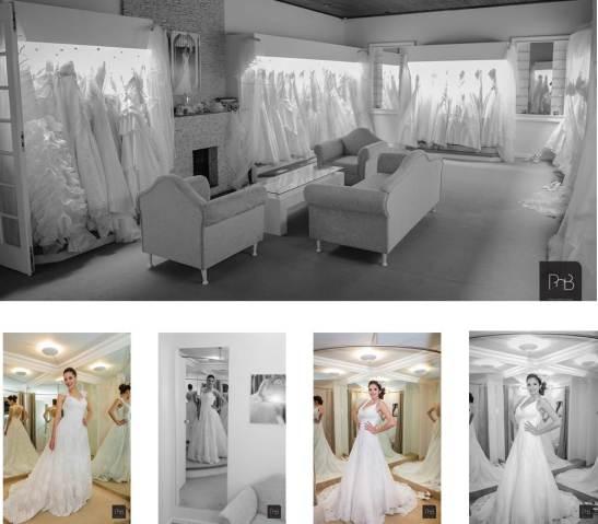 London Traje Social - sala da noiva