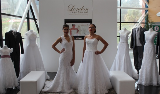 London Traje Social na Expo Noivas do Brasil