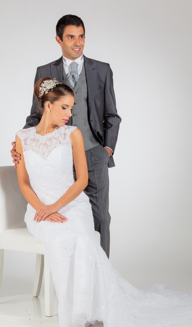 Casamento Curitiba Vestido de Noiva e Traje para o Noivo
