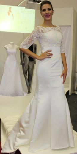 Vestido de Noiva Atemporal