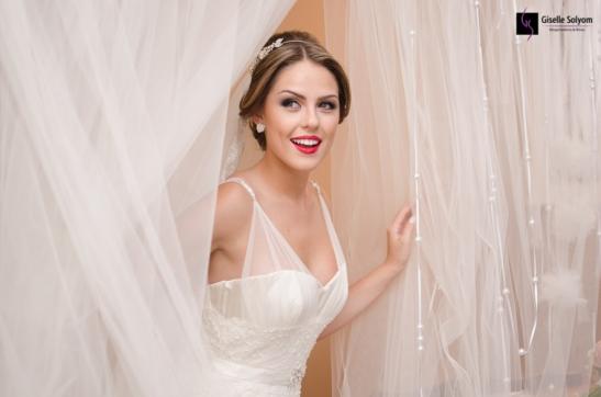 Surpresa Vestido de Noiva London