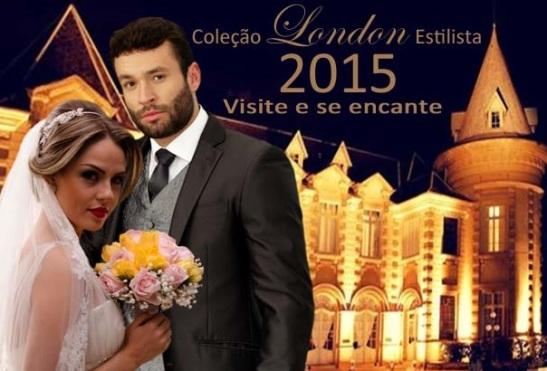 London Vestidos de Noiva 2015