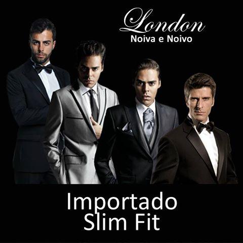 Noivo Exigente Slim Fit Importado Curitiba Qualidade