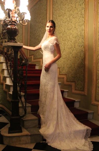 Vestido de noiva e terno slim noivo Curitiba