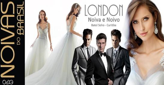 Vestidos de noiva Novos na Expo Noivas do Brasil Curitiba