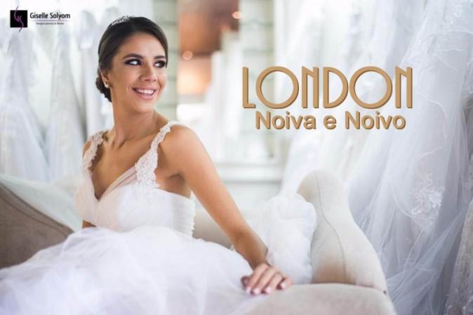 Noiva London em Curitiba