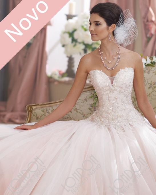 Vestido de Noiva Nova Coleção Exclusivo na London Noiva e Noivo em Curitiba