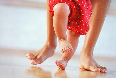 mae caminha com bebe