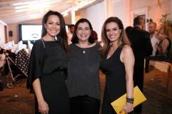 Cristina Maciel e Gloria e Meri Rocha