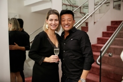Rodrigo Ono e Danielle Lee