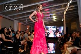 Vestido de Festa Formanda Rosa em Curitiba