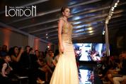 Vestido Festa Formanda Dourado em Curitiba