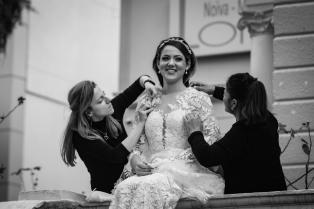 Equipe London Noiva e Noivo Inesquecivel Casamento Atelier Pronovias 001