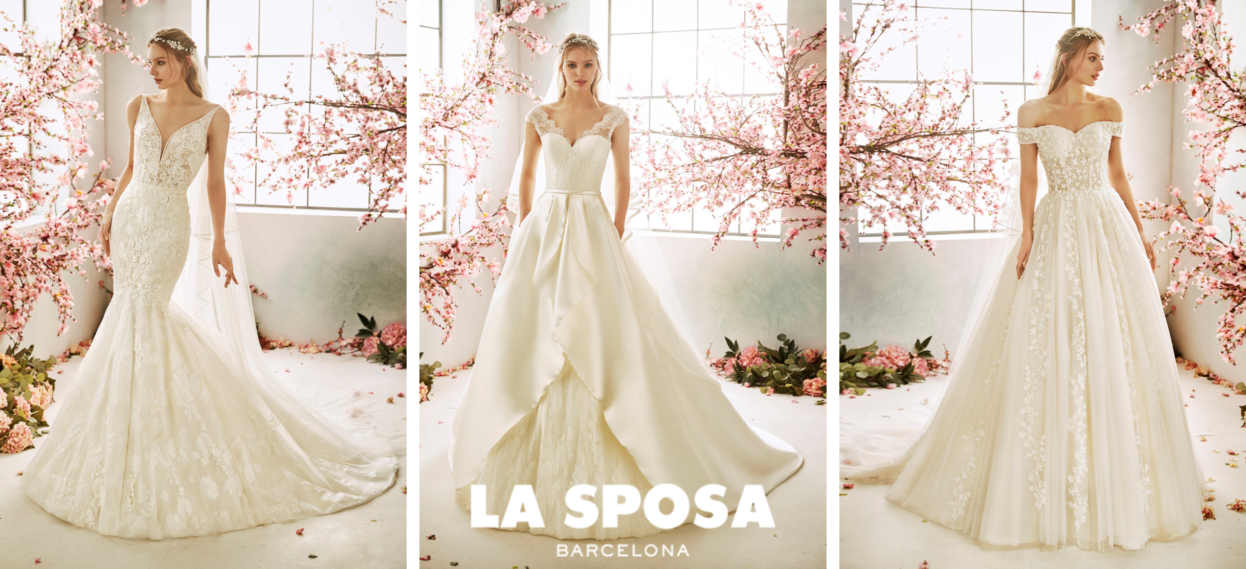 La Sposa St Patrick Pronovias Fashion Group Colecao 2020