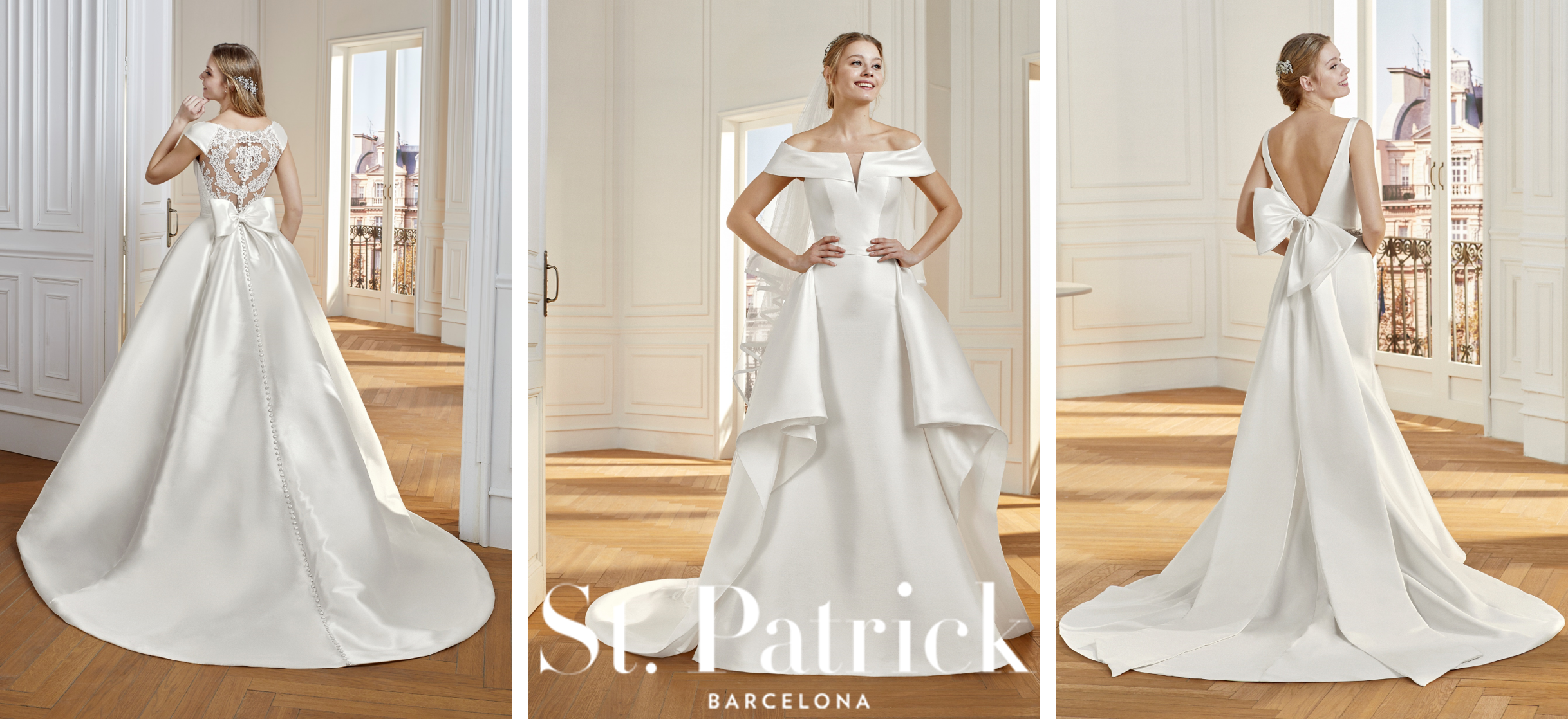 St Patrick Pronovias Fashion Group Colecao 2020