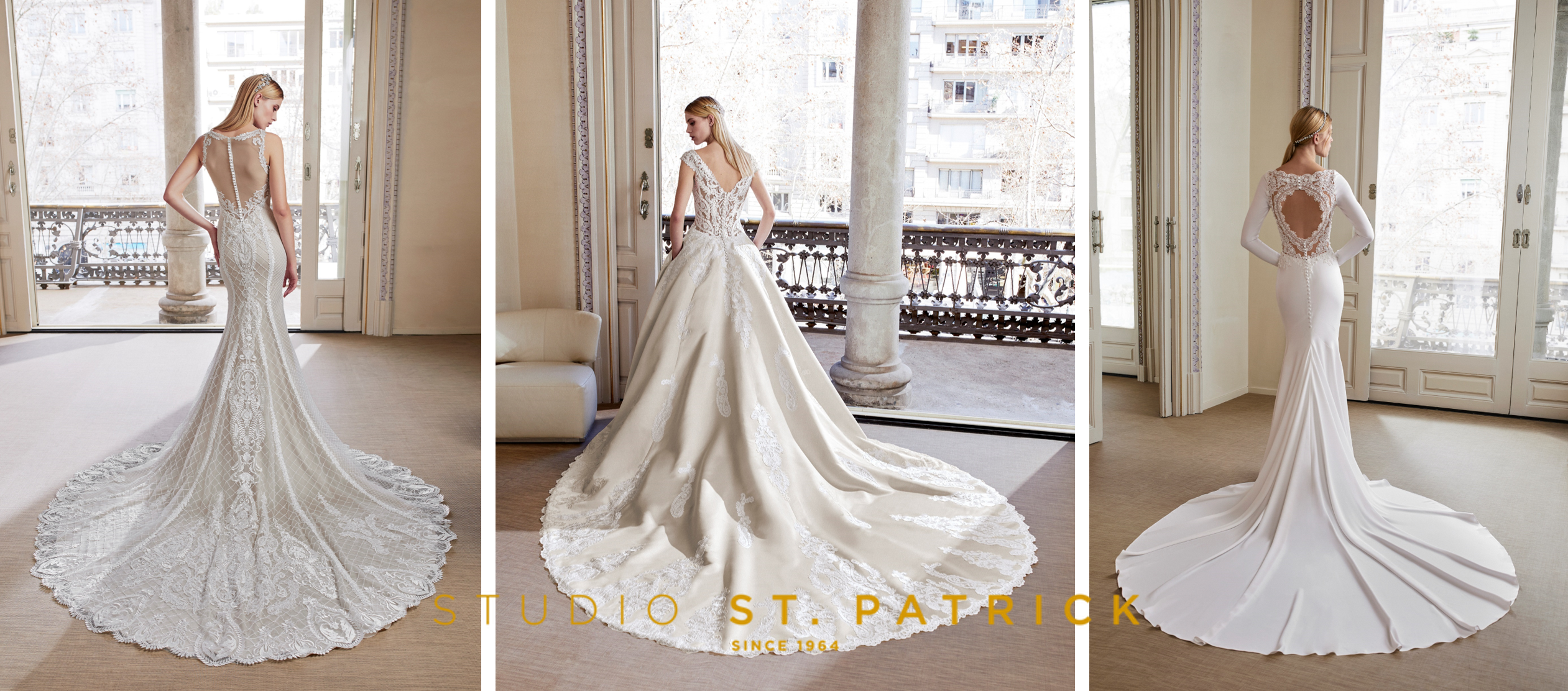 Studio St Patrick Pronovias Fashion Group Colecao 2020