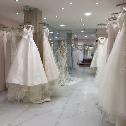 Nova London Vestido de Noiva