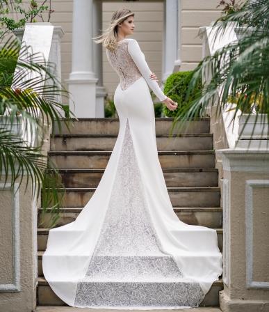 Vestido de Noiva Conceito e Luxo